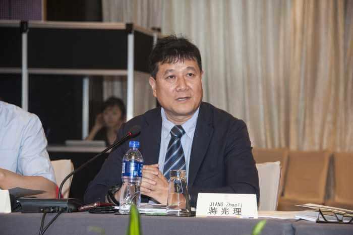 JIANG Zhaoli